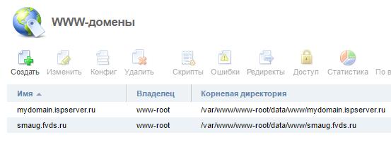 регистрация домена в зоне spb ru