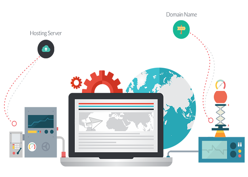 Что включает хостинг установка домена хостинг